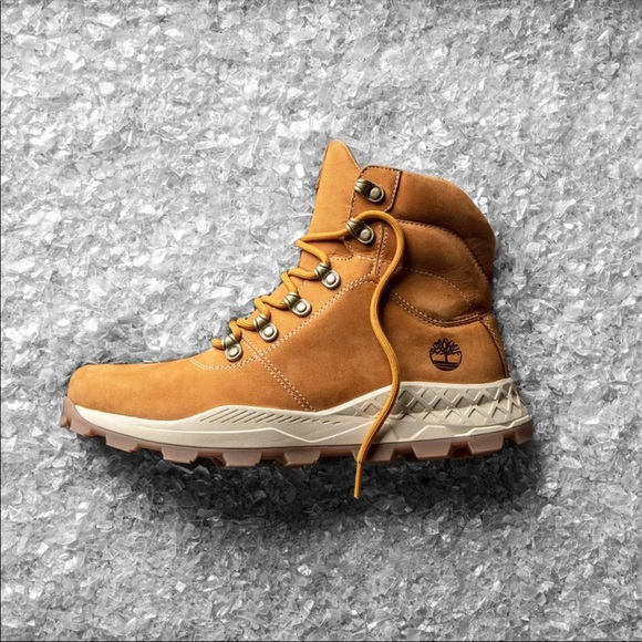 9bbdf765045 TIMBERLAND MENS CITYFORCE NUBUCK LEATHER BOOTS NWT